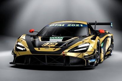 McLaren statt Mercedes: Kliens DTM-Team JP Motorport wechselt Boliden