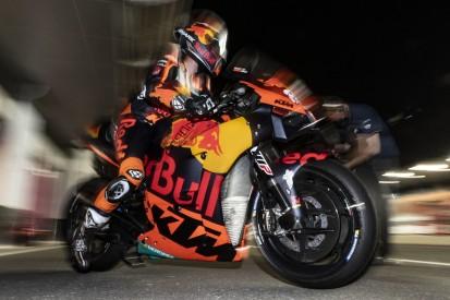 """KTM beim Test hinter den Erwartungen: """"Lassen uns nicht entmutigen"""""""