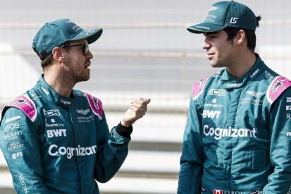 """Lance Stroll lobt neuen Teamkollegen: Sebastian Vettels Feedback """"sehr klug"""""""