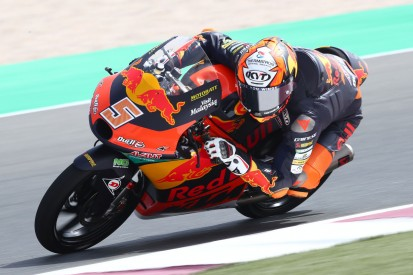 Moto3-Vorsaisontest 2021 in Katar: Jaume Masia mit Bestzeit auf KTM