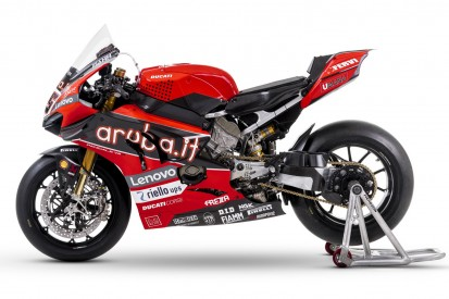 WSBK 2021: Ducati präsentiert Scott Reddings neue Panigale V4R