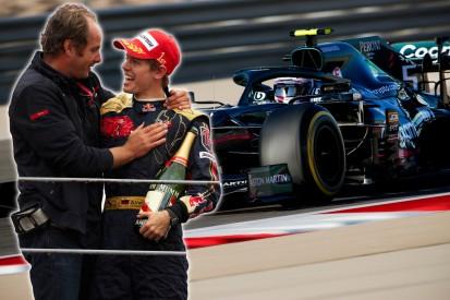 Gerhard Berger: Glaube, Vettel kann auf Aston Martin Rennen gewinnen!