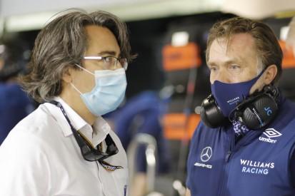 Williams-CEO: Wenn einer dominiert, soll er halt dominieren!