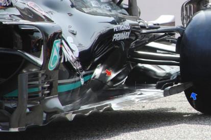 Formel-1-Technik: Die besten Aero-Tricks beim Test vor der Saison 2021