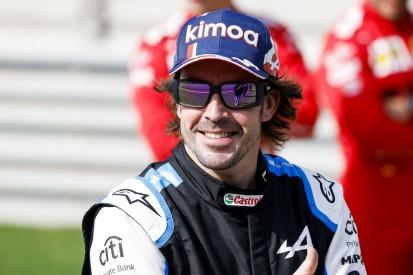 """Alonso: Enorme Veränderungen in Enstone """"gutes Zeichen"""""""