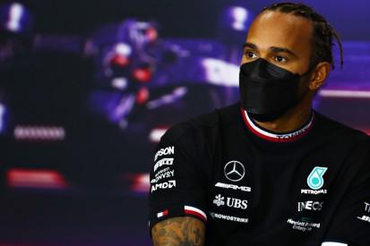 'Liebe ist Liebe': Lewis Hamilton kritisiert katholische Kirche