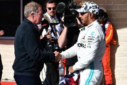 Martin Brundle: Lewis Hamilton 'nicht mehr so zugänglich, wie er einmal war'