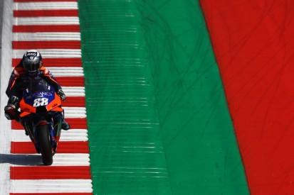 MotoGP 2021: Track-Limits werden dank Drucksensoren härter bestraft