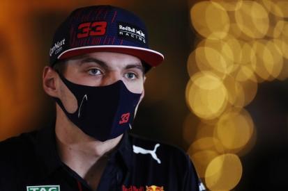 Verstappen will nicht mehr reden - außer über den neuen Teamkollegen!