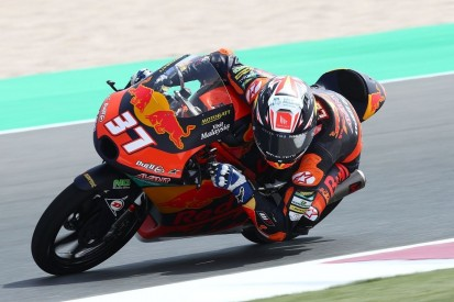 Moto3 FT1 in Katar (1): Rookie Acosta im ersten Training knapp vor Binder