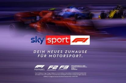 Sechs Gründe, warum sich das Live-Erlebnis der Formel 1 auf Sky lohnt!