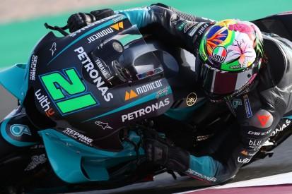 MotoGP FT1 in Katar (1): Morbidelli mit Bestzeit - Stürze bei Ducati und Honda