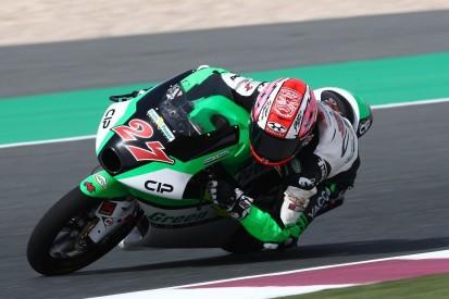 Moto3 FT2 in Katar (1): Extrem enges Feld mit Toba an der Spitze