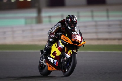 Moto2 FT2 in Katar (1): Lowes am Freitag Schnellster vor Bezzecchi