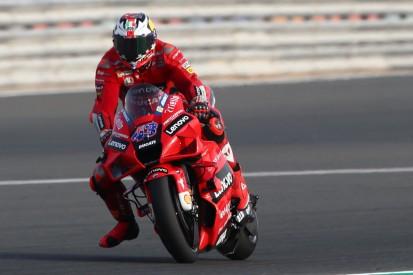 MotoGP FT2 in Katar (1): Ducati-Duo vorn, Valentino Rossi auf Q2-Kurs