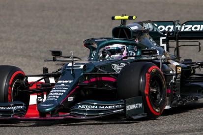 """Vettel nach 47 Runden am Freitag: """"Jede Runde tut mir nach wie vor gut"""""""