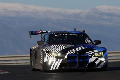BMW M4 GT3 vor Rennpremiere: So liefen die Testfahrten in Spanien