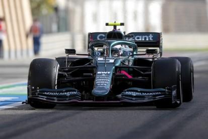 Aus in Q1: Desaster für Sebastian Vettel bei Aston-Martin-Debüt