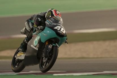 Moto3 in Katar (1): Darryn Binder sichert sich erste Pole der Saison