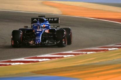 Fernando Alonso: Vertrauen in das Alpine-Heck ist noch nicht da