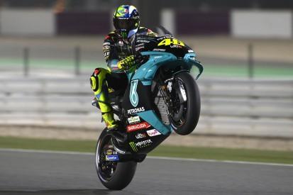 VR46-Teamwork: Rossi fährt mit Bagnaias Hilfe beinahe in die erste Startreihe