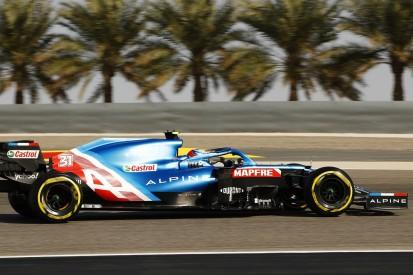 Alpine kündigt erstes großes Formel-1-Update für Imola an