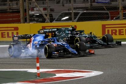 Bittere Vettel-Bilanz: Null Zähler, fünf Strafpunkte, zehn Strafsekunden