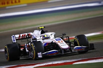 """Mick Schumacher beim F1-Debüt auf P16: """"Viel gelernt, viel Spaß gehabt"""""""