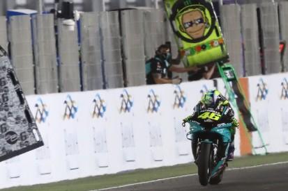 """""""Mehr erwartet"""": Warum Valentino Rossi in Katar auf Platz zwölf abrutschte"""