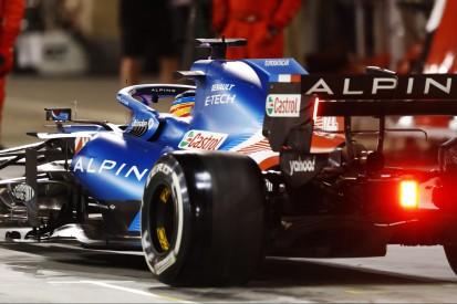 Fernando Alonso: Ausfall wegen eines Sandwichpapiers!
