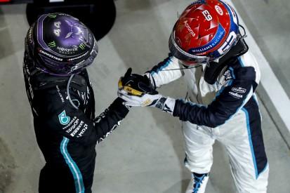 George Russell: Mercedes hat in Bahrain mehr gelitten als anderswo