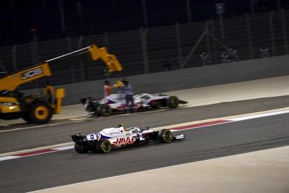 Anfängerfehler: Williams-Testfahrer macht sich über Haas-Rookies lustig