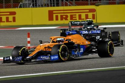 Ricciardo mit stumpfen Waffen: Schaden am McLaren festgestellt