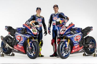 WSBK 2021: Yamaha zeigt die R1 für Razgatlioglu und Locatelli