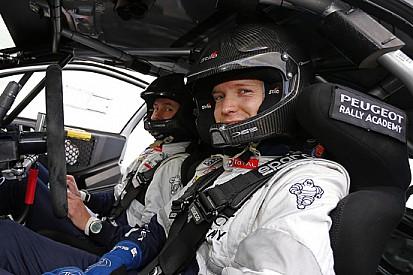 Kevin Abbring vince la Classe WRC RC2 in Francia