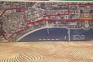 Ecco il layout del cittadino di Baku per la F.1