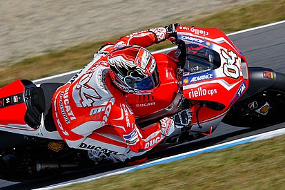 Motegi, Libere 2: Dovizioso vola con la supersoft!