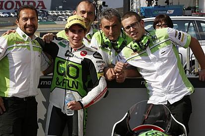Dopo la prima fila, Antonelli vuole anche il podio
