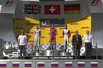 Niederhauser trionfa in Gara 2 a Sochi!