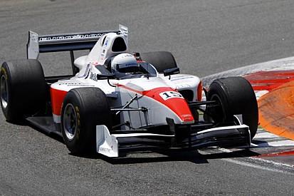 Michimi a Estoril con Euronova Racing
