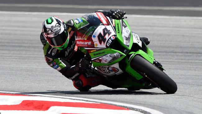 David Salom per ora è senza una moto per il 2015