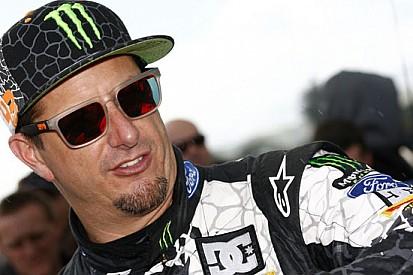 Ken Block al Rally di Spagna con la Pirelli