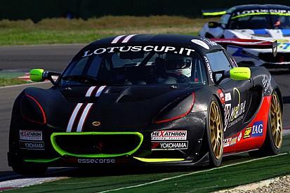Lotus Cup Italia: sfida aperta tra Lorenzini e Scolari