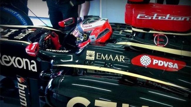 Ocon stupisce la Lotus nel test con la E20 a Valencia