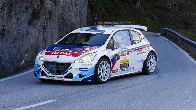 Valais, PS12-13: Lappi controlla, bene le Peugeot