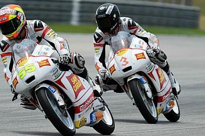 Doppio ritiro per i piloti del San Carlo Team Italia
