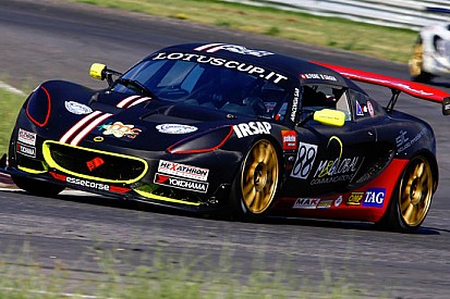 Lotus Cup Italia: Luca Lorenzini è il campione 2014