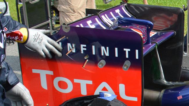 La Ferrari ha ripreso un'idea della Red Bull!
