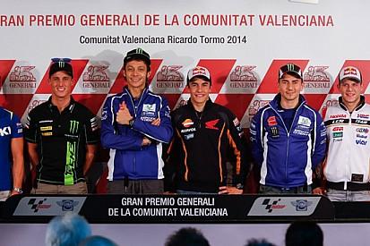 Occhi puntati sui due della Yamaha a Valencia