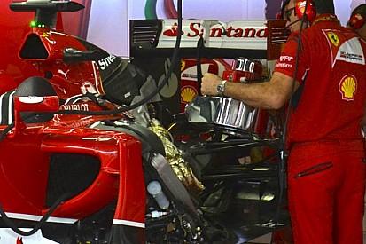 Ferrari: si teme un problema al turbo di Alonso